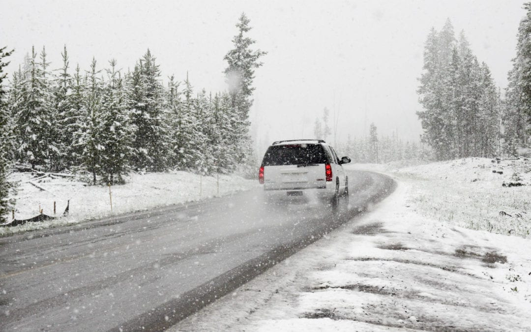 Kelowna Winter Driving Tips