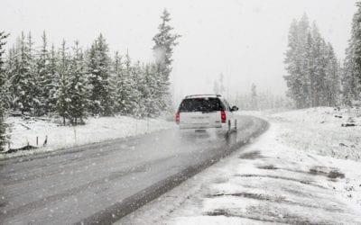Kelowna Winter Driving Tips
