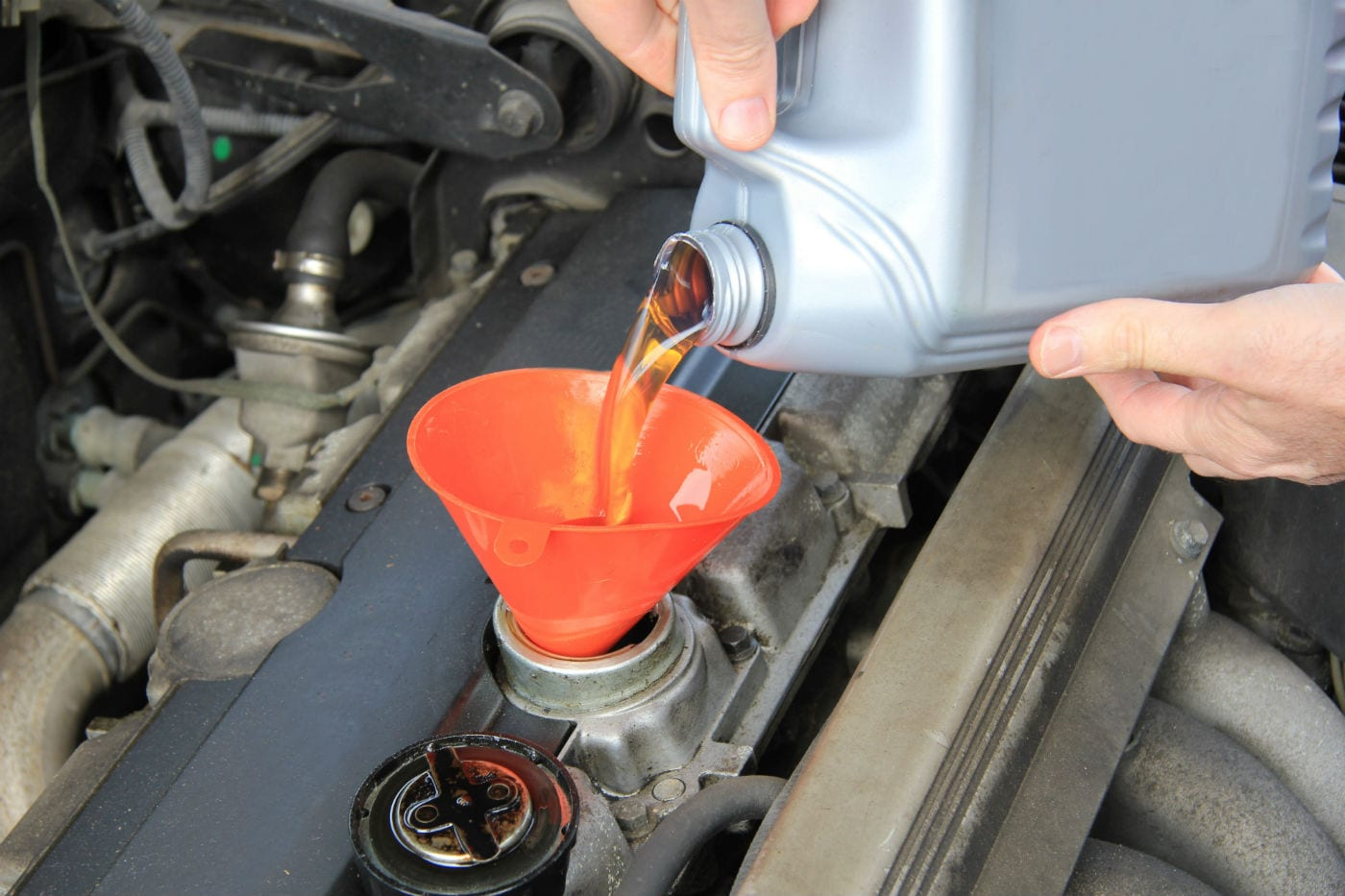 Engine Oil Change Service In Kelowna Paragon Motors